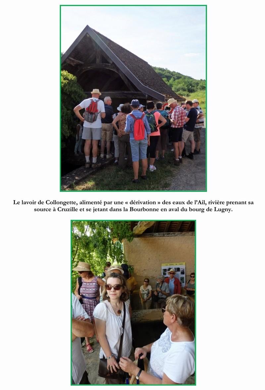 """Lugny (71) : photos de la 4e marche du patrimoine (vendredi 8 juillet 2016) """"Les marcheurs incollables sur le patrimoine"""" (""""Le JSL"""" du mardi 12 juillet 2016) 04_cop10"""