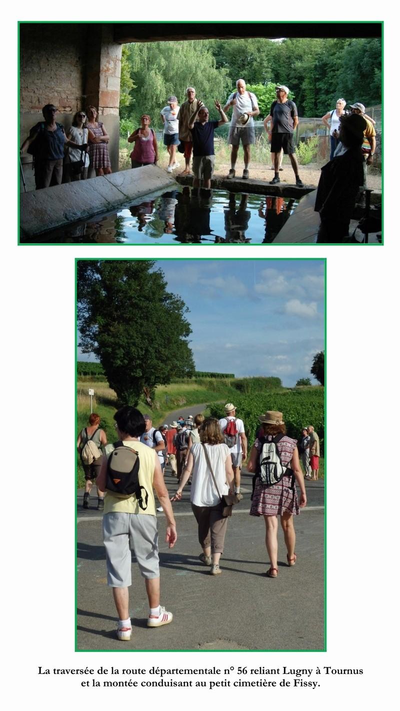 """Lugny (71) : photos de la 4e marche du patrimoine (vendredi 8 juillet 2016) """"Les marcheurs incollables sur le patrimoine"""" (""""Le JSL"""" du mardi 12 juillet 2016) 08_cop10"""