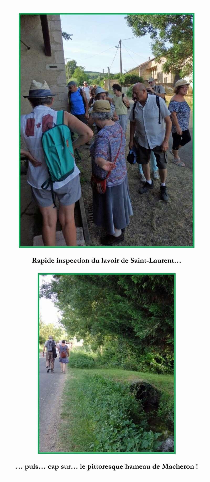 """Lugny (71) : photos de la 4e marche du patrimoine (vendredi 8 juillet 2016) """"Les marcheurs incollables sur le patrimoine"""" (""""Le JSL"""" du mardi 12 juillet 2016) 10_cop10"""