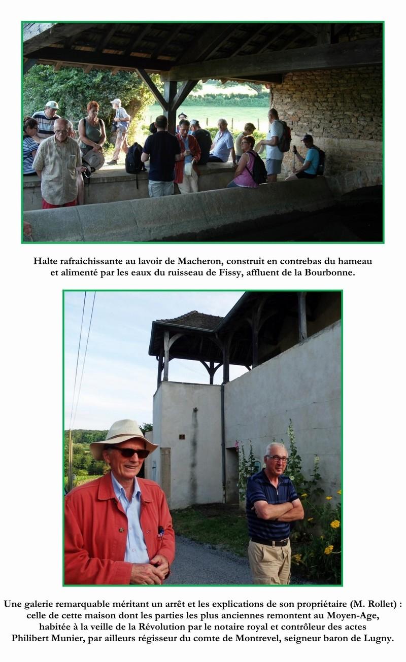"""Lugny (71) : photos de la 4e marche du patrimoine (vendredi 8 juillet 2016) """"Les marcheurs incollables sur le patrimoine"""" (""""Le JSL"""" du mardi 12 juillet 2016) 11_cop10"""