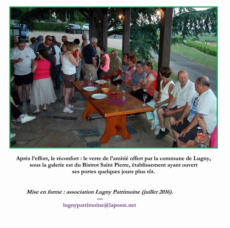 """Lugny (71) : photos de la 4e marche du patrimoine (vendredi 8 juillet 2016) """"Les marcheurs incollables sur le patrimoine"""" (""""Le JSL"""" du mardi 12 juillet 2016) 13_cop10"""