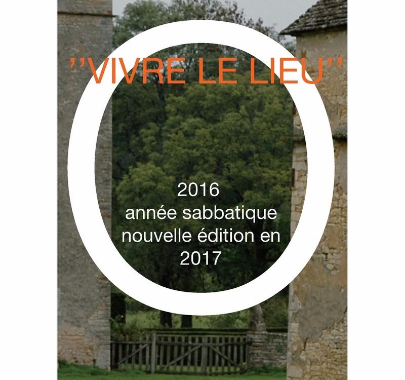 VIVRE LE LIEU  TOME SABBATIQUE OZENAY 71 2016 1_copi13