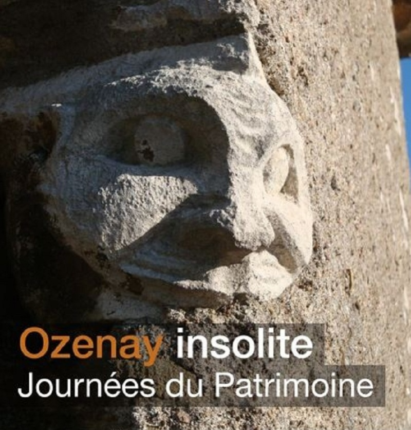 Journée du Patrimoine 2012 Ozenay13