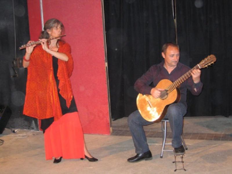 Concerts organisés par l'association Salvat10