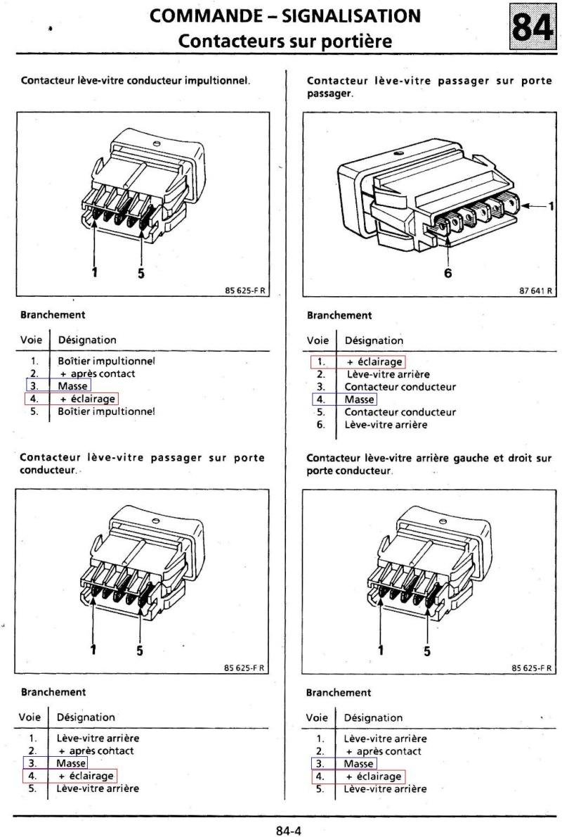 Eclairage boutons habitacle Turbo DX 2_bis10