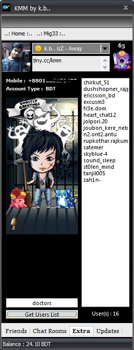 kAybe'z mig33 Messenger Untitl12