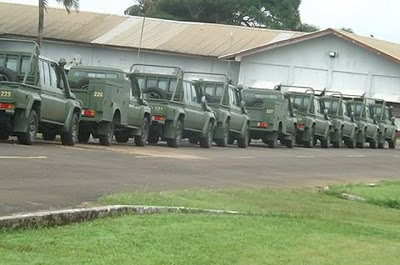Les Forces Armées du Libéria / Armed Forces of Liberia ( AFL ) Liberi10