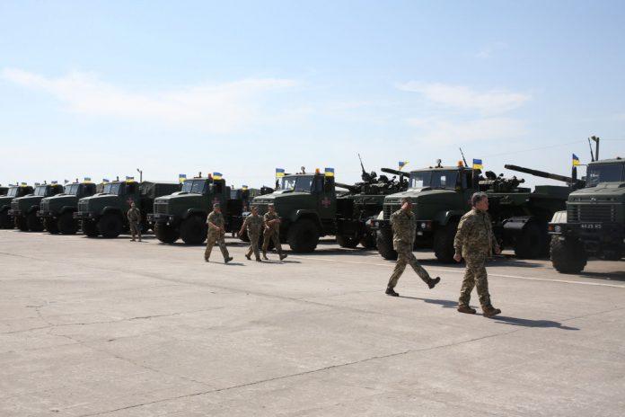 Ukrainian Armed Forces / Zbroyni Syly Ukrayiny - Page 15 Mi610