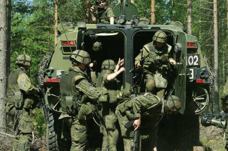 Armée Finlandaise / Finnish Defence Forces / puolustusvoimat - Page 7 4416