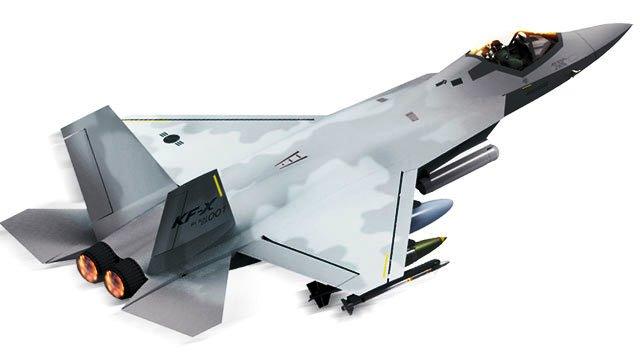 Korea Aerospace Industries KFX 52122