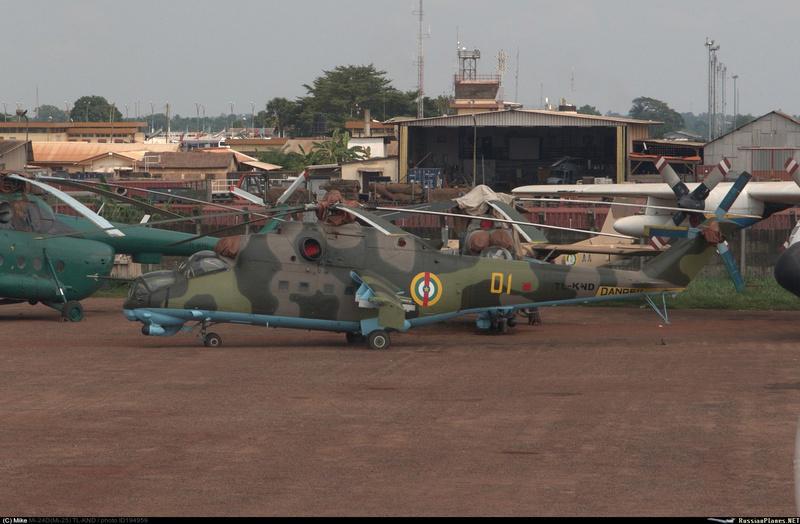 Armées de la République centrafricaine  - Page 2 52133