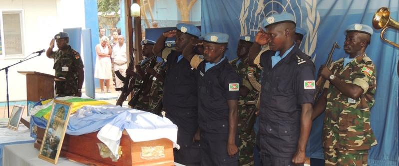 Forces armées du Burundi / National Defence Force of Burundi 5228