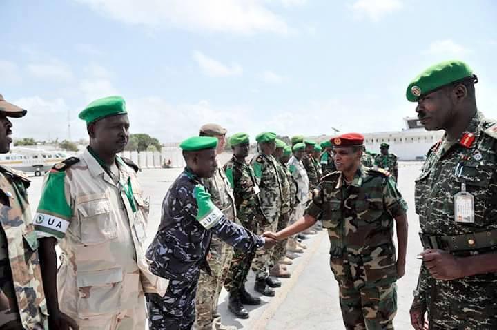 Armée djiboutienne / Djibouti National Army - Page 3 5274