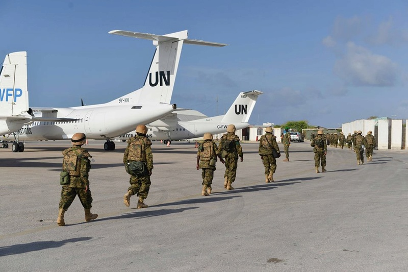 Armée Ougandaise/Uganda Peoples Defence Force (UPDF) - Page 5 5277