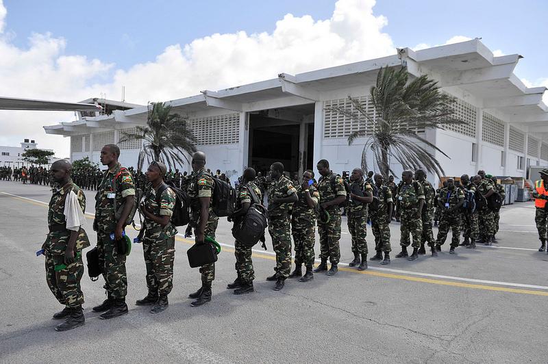 Forces armées du Burundi / National Defence Force of Burundi 5278
