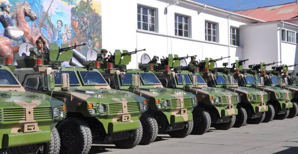 Armée bolivienne - Page 2 5297