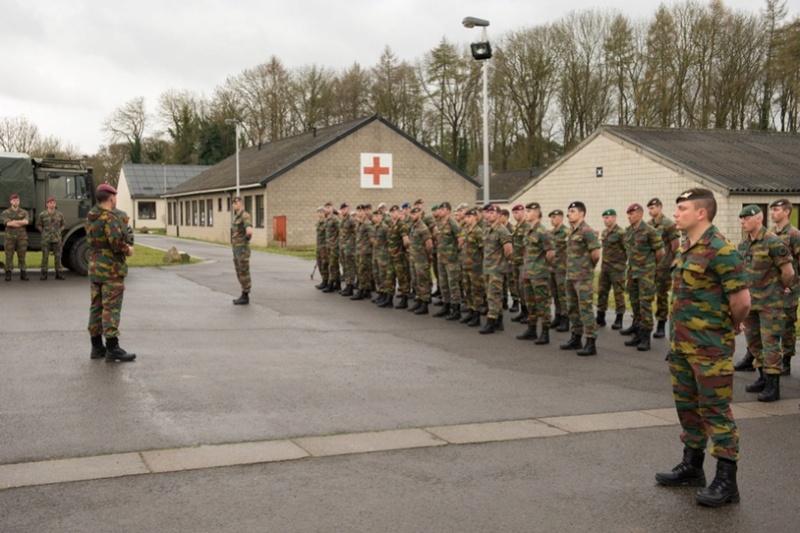 Armée Belge / Defensie van België / Belgian Army  - Page 5 53107