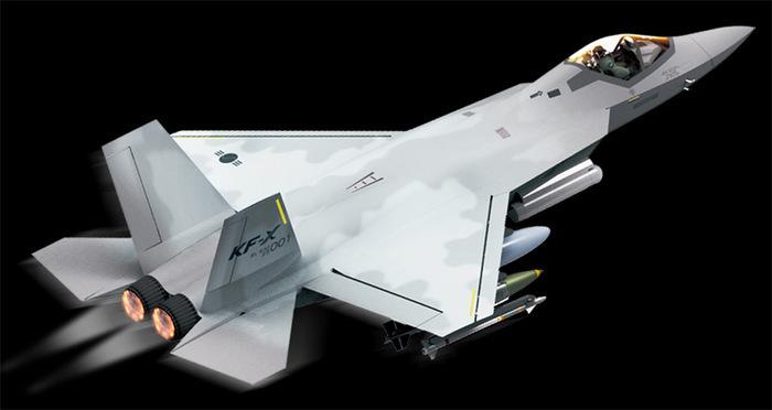 Korea Aerospace Industries KFX 53108