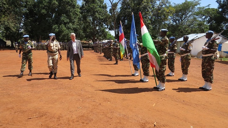 Forces armées du Burundi / National Defence Force of Burundi 53164