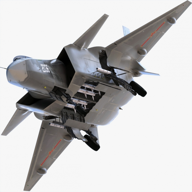 Chinese Chengdu J-20 stealth fighter - Page 7 5365