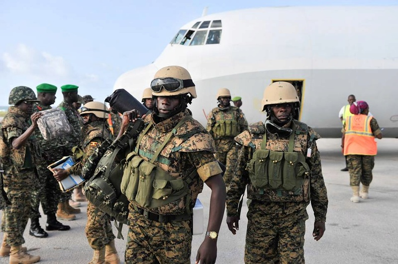 Armée Ougandaise/Uganda Peoples Defence Force (UPDF) - Page 5 5367