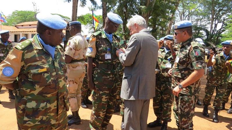 Forces armées du Burundi / National Defence Force of Burundi 5460