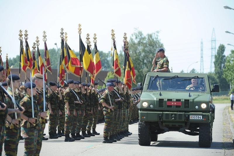 Armée Belge / Defensie van België / Belgian Army  - Page 5 5549