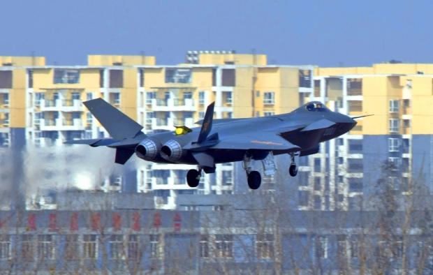 Chinese Chengdu J-20 stealth fighter - Page 7 5553