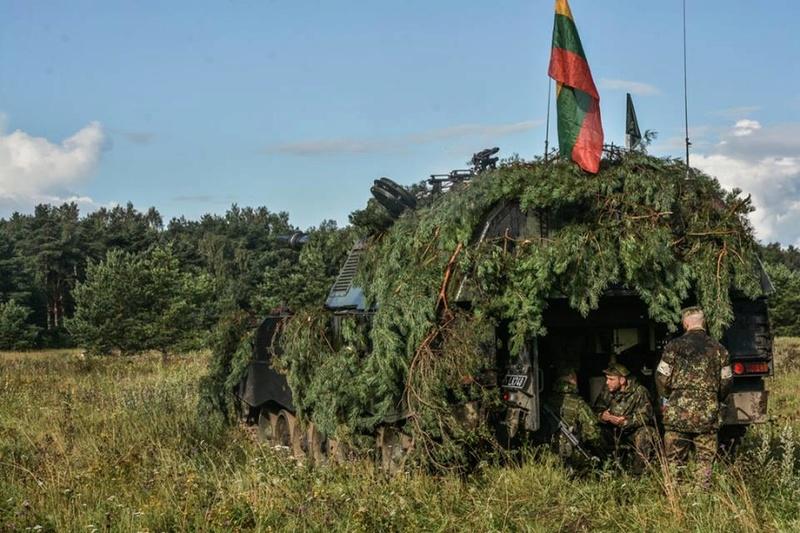 Armée lituanienne/Lithuanian Armed Forces - Page 4 5576
