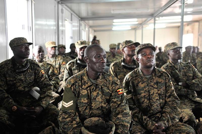 Armée Ougandaise/Uganda Peoples Defence Force (UPDF) - Page 5 5646