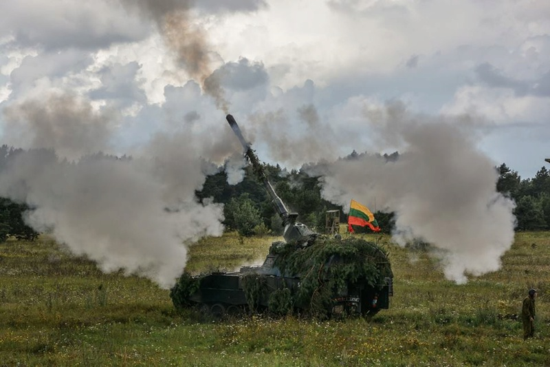 Armée lituanienne/Lithuanian Armed Forces - Page 4 5655