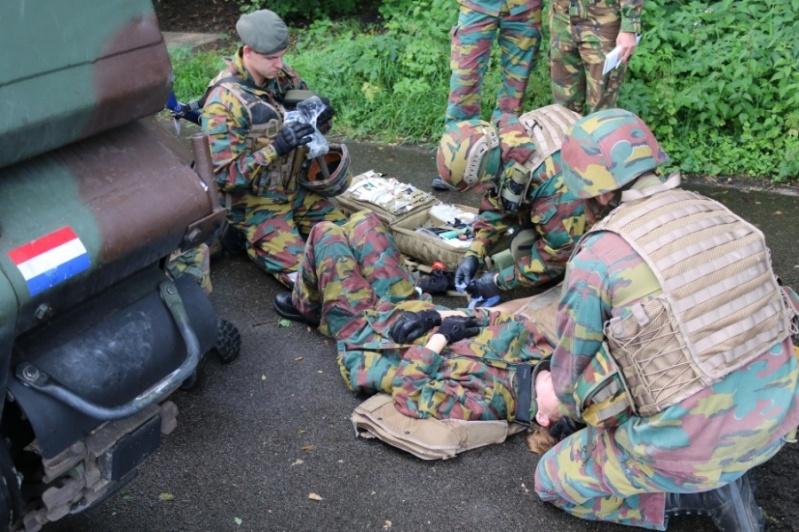 Armée Belge / Defensie van België / Belgian Army  - Page 4 5718