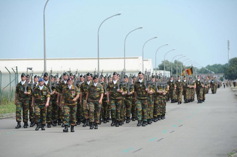 Armée Belge / Defensie van België / Belgian Army  - Page 5 5844