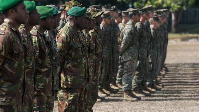 Force de défense de Papouasie Nouvelle-Guinée  / Papua New Guinea Defence Force (PNGDF) 5939