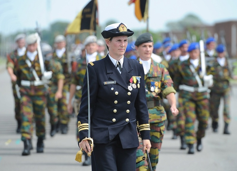 Armée Belge / Defensie van België / Belgian Army  - Page 5 5952