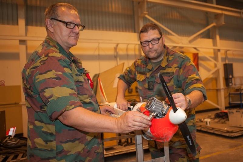 Armée Belge / Defensie van België / Belgian Army  - Page 4 6013