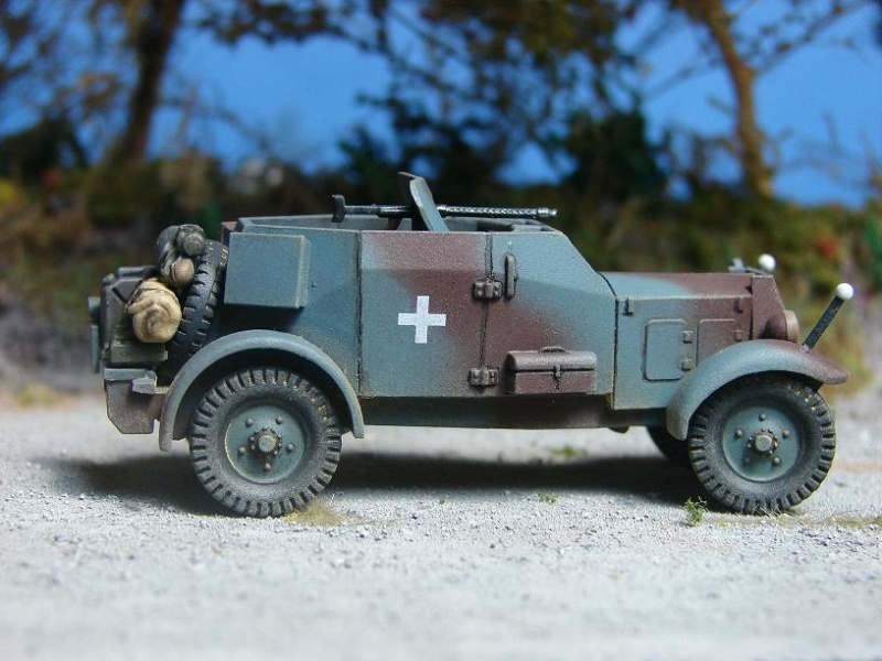 Adler Kfz 13 [First to Fight - 1/72] Dsc02916
