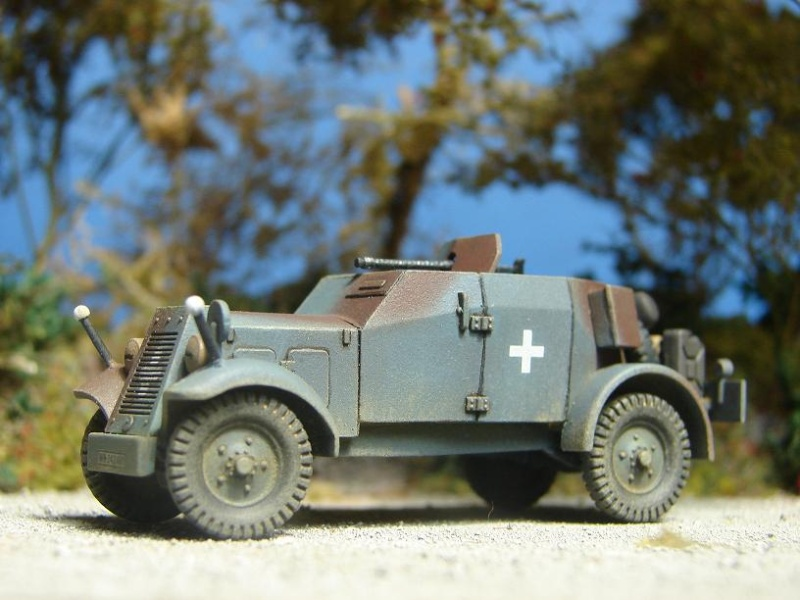 Adler Kfz 13 [First to Fight - 1/72] Dsc02917