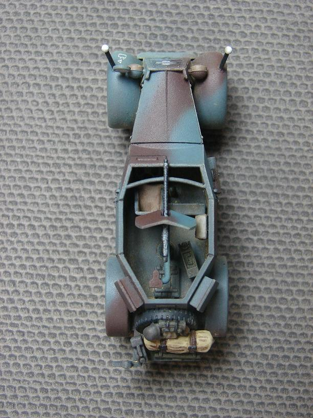 Adler Kfz 13 [First to Fight - 1/72] Dsc02918