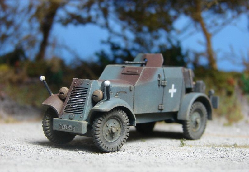 Adler Kfz 13 [First to Fight - 1/72] Dsc02919