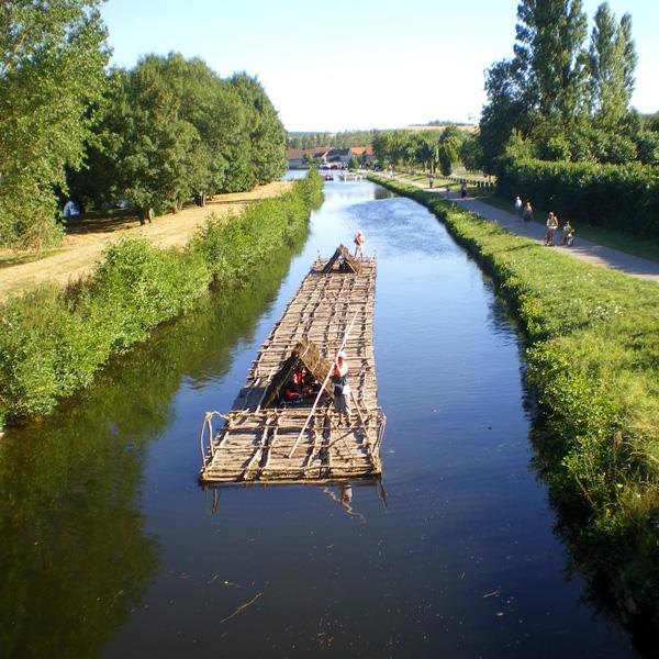 le canal du Nivernais Canal_10