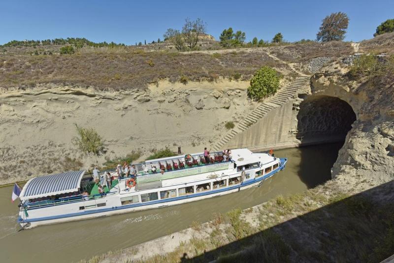 le canal du midi Malpas11