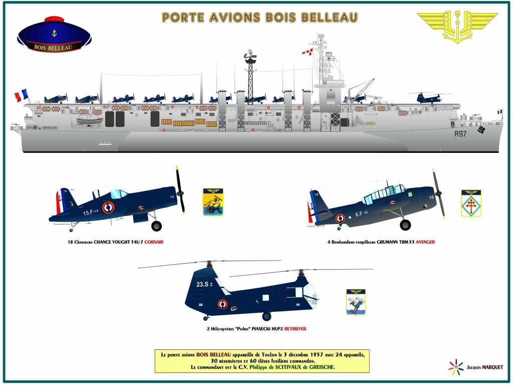 Nos porte avions US classe Independence Bois_b13
