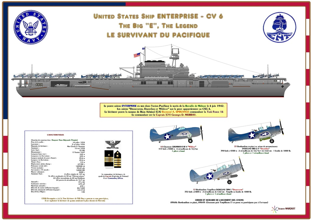 USS Enterprise CV6 Enterp16