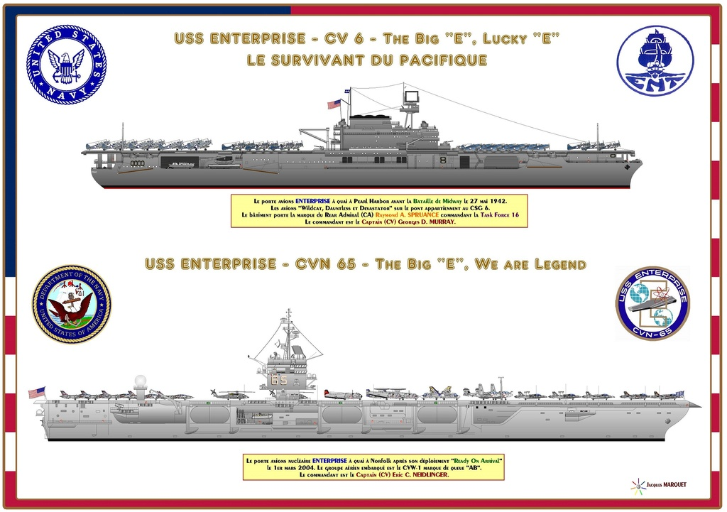 USS Enterprise CV6 Enterp17
