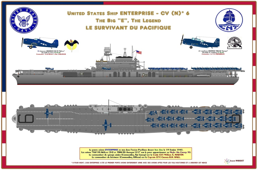 USS Enterprise CV6 Enterp19