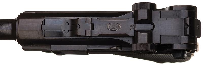 Réflexions sur la production de pistolets Luger, par Mauser, en 1945-1946. - Page 4 Mauser10