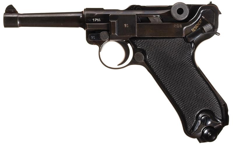 Réflexions sur la production de pistolets Luger, par Mauser, en 1945-1946. - Page 4 Mauser11