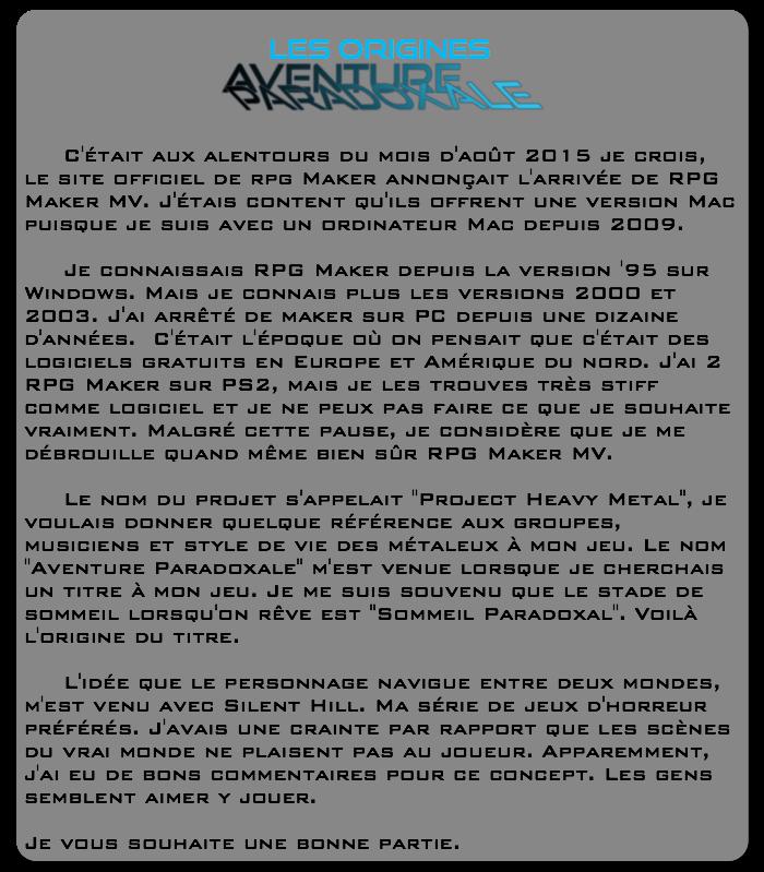 Aventure Paradoxale - Page 6 Origin11