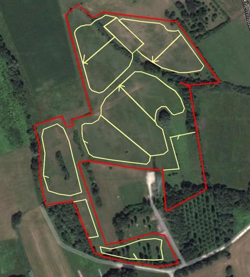 """Installation d'un """"paddock paradise"""" sur 6ha! Le PP vu du drone :) - Page 4 231"""